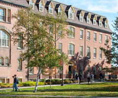 About UPEI - Main Building